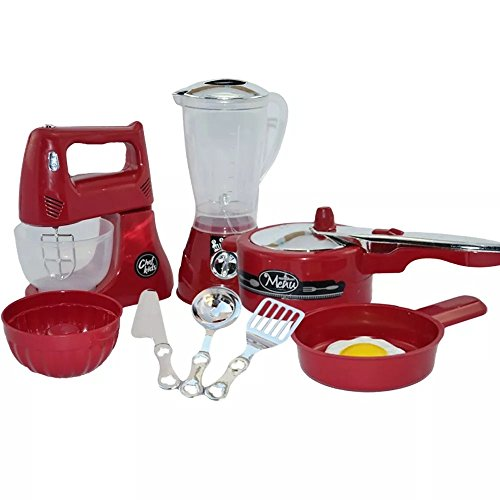 Kit Cozinha infantil Little Chef Kids Master Chef