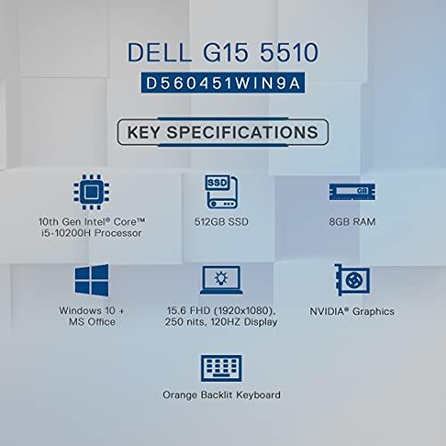 Dell Inspiron G15 5510 15.6