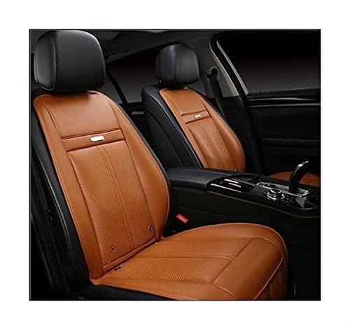 Cojín de asiento coche ventilador para coche, almohadillas de masaje para sillas, funda de cojín masaje más fresco, enfriamiento para el verano, conducir, coche, camión, hogar y oficina