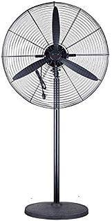 Ventilador de Pared oscilante para Exteriores, Ventilador de Montaje en Pared de estación de Trabajo de Alta Velocidad, Servicio Pesado y eficiencia energética, 7000 CFM