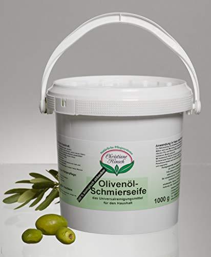 olivenoel schmierseife