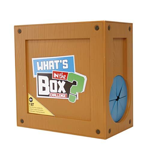 CHTK4 was ist in der Box Challenge-Spiel