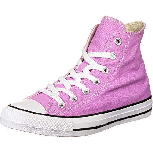 Converse Chucks CTAS HI 166704C Pink, Schuhgröße:38