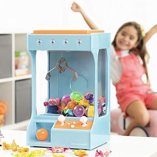Playtastic Süßigkeiten Automat: Candy Grabber Süßigkeitenautomat (Süßigkeitenspender)