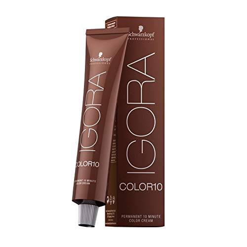 Schwarzkopf Professional Igora Hair Color, 7-0, Medium Nat Blonde, 2.1 Ounce