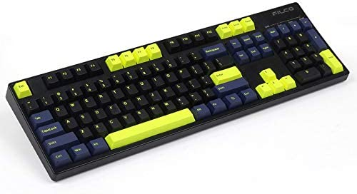 PBT Keycaps 166 Doubleshot Keys Cherry Profile for for Cherry MX Switch Mechanical Keyboards product image