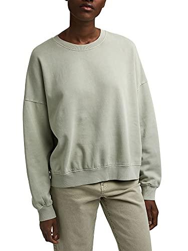 ESPRIT Sweatshirt aus 100% Organic Cotton