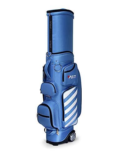 Wasserdichte Golftasche Mit Golfkoffer for Herren Weibliche Modelle Geeignet for Reisen Reisewettbewerb Wasserdichte Leuchte Leicht zu tragen Rutschfeste Abnutzung Golftasche Schlauch Golftasche Gürte