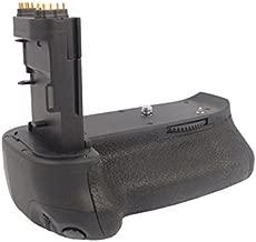 Battery Replacement for Canon EOS 6D, EOS 6D SLR Part NO BG-E13