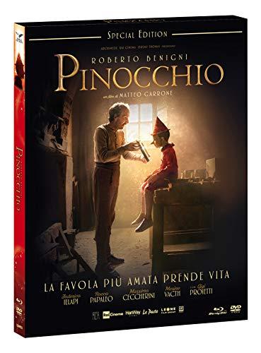 Blu-Ray - Pinocchio (Special Edition) (Blu-Ray+Dvd+Card) (1 BLU-RAY)