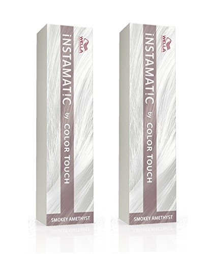 Wella 2x Color Touch Instamatic Smokey Amethyst 60 Ml