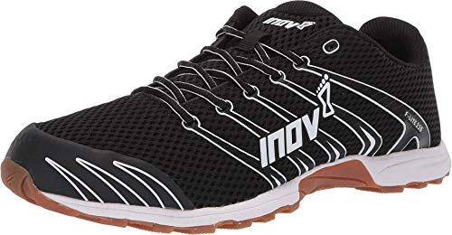 Inov-8 F-Lite 230 - Minimalist Cross Training Shoes - Classic Model - Black/Gum 10 M US