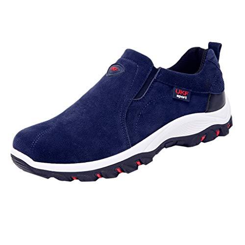 KUDICO Chaussure de Course Homme Femme Chaussures de Outdoor Sneakers Mode Sport Walking Shoes Running Compétition Entraînement Chaussure
