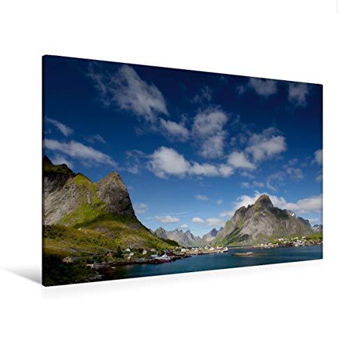 Calvendo Escandinavia: Norte mágico, 120 x 80 cm