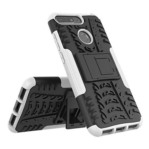 HHF Teléfono móvil Accesorios para Huawei P Inteligente Plus 2019 P30 P10 P20 P8 Lite 2017, híbrido de Lujo Armadura Cubierta de la Caja para Huawei Mate de 20 Y9 Y5 Y6 Y7 Primer Nova 2018 2i 3i