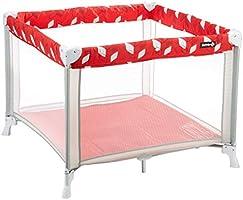 Bezpieczeństwo 1 cyrk czerwony kampus 2508827000 kompaktowe łóżeczko podróżne