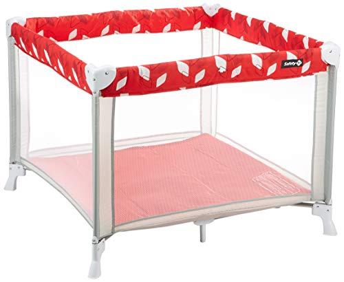 Safety 1st Circus Parc bébé/Lit de voyage compact Red Campus
