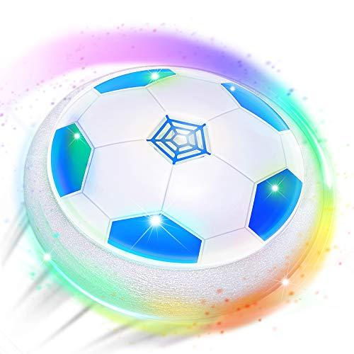 Teaisiy Spielzeug ab 3 4 5 6-12 Jahren für Jungen, Geschenke für Jungen ab 3-12 Kinder Air Power Fußball Spielzeug Kinder 4 5 6-8 Jahre Geburtstagsgeschenk für Jungen Fussball Geschenke Jungen