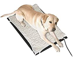 kennel heating pad outdoors
