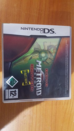 DEMO Metroid Prime Hunters First Hunt - [PAL EU - MULTILINGUA]