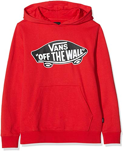 Vans Otw Pullover Fleece Boys Capucha, Rojo (Racing Red/White Outline Wv3), Large para Niños