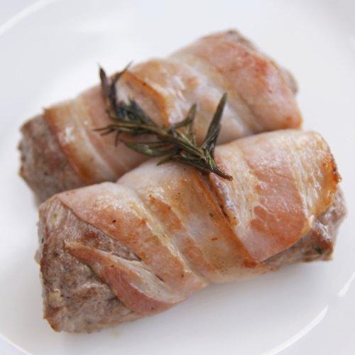 冷凍【Halal(ハラル)認証済み食材】放牧ラム子羊ショートロインアイノーファット(ロース芯脂なし)約250-300g2本入りオーストラリア産