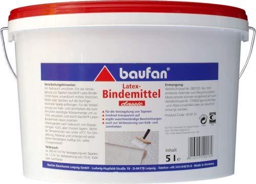 Baufan Latex Bindemittel classic 5L