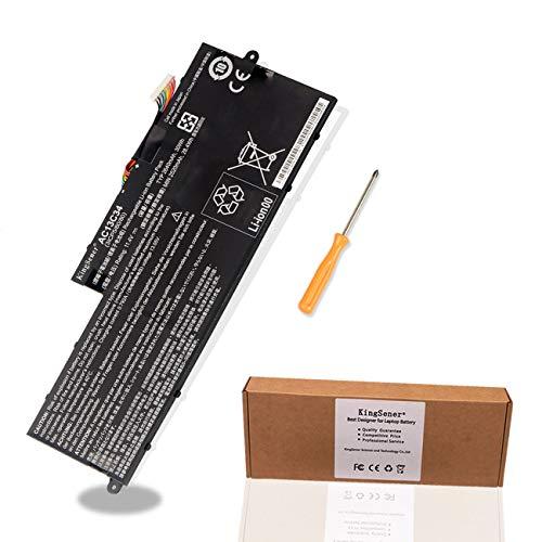 KingSener AC13C34 2640 mAh batería para ordenador portátil ACER Aspire V5 – 122P E3 – 111 E3 – 112 serie KT. 00303.005 31 CP5/60/80 incluye 2 años de garantía