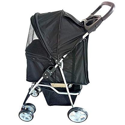 Easipet Pet Stroller Available in 5 (Black) 6