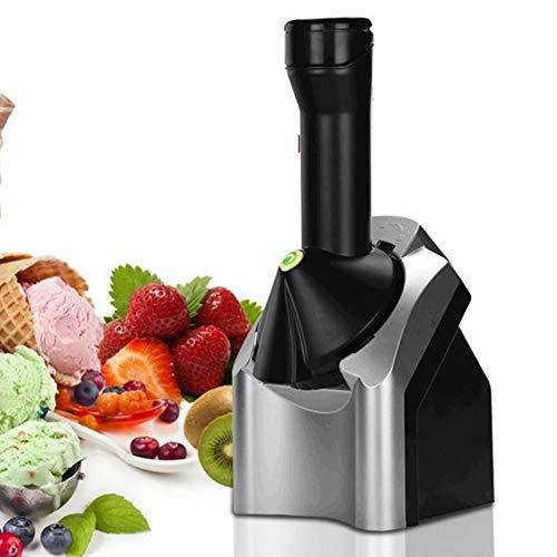 ALUCE Frucht Eismaschine Speiseeisbereiter, Frozen Yogurt-Milchshake für Gefrorene Früchte fettfrei-kalorienarm-milchfrei-aus Früchten(350 * 170 * 60mm)