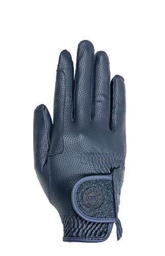 RSL Sydney Handschuh mit Glitzer Größe: XXS Farbe: Navy