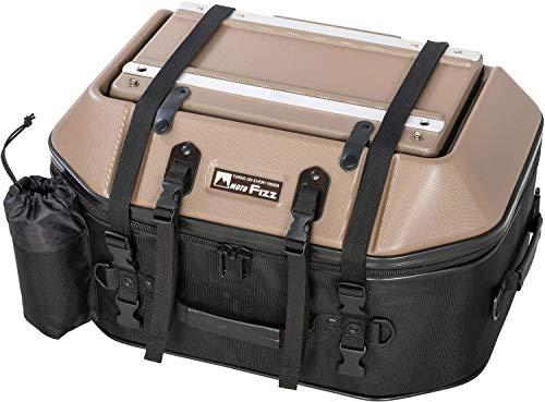 タナックス(TANAX) MOTOFIZZ シートバッグ キャンプテーブルシートバッグ ブラウン 45L MFK-270