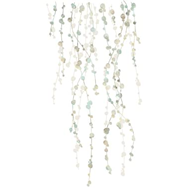 RoomMates RMK2394SCS Hanging Vine Watercolor Peel and Stick Wall Decals, 1-Pack