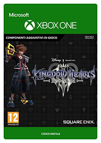 KINGDOM HEARTS III: Re Mind   Xbox One - Codice download