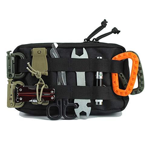 Select Zone System Nylon Taktische Tasche Wasserdicht Zubehör Aufbewahrungstasche EDC Clutch Werkzeugtasche