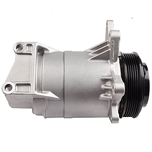 ECCPP AC Compressor with Clutch fit for 2003-2007 for N-issan Murano 3.5L 2004-2009 for N-issan Quest 3.5L CO 10863JC