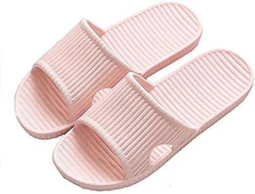 APIKA Zapatillas Antideslizantes para Mujeres Y Hombres Uso En Interiores Uso Al Aire Libre Baño Sandalia Suela De Espuma Suave Zapatos De Piscina Casa Hogar Slide