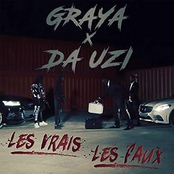 Les vrais les faux (feat. DA Uzi)