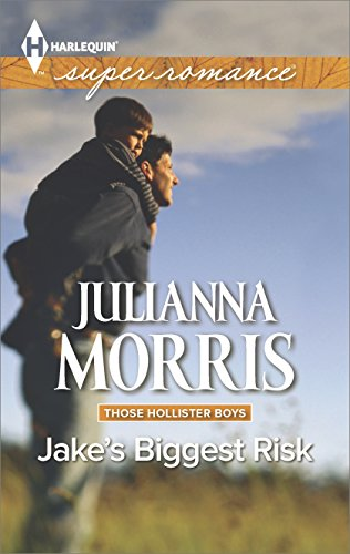 Jake's Biggest Risk (Those Hollister Boys Book 3) (English Edition)