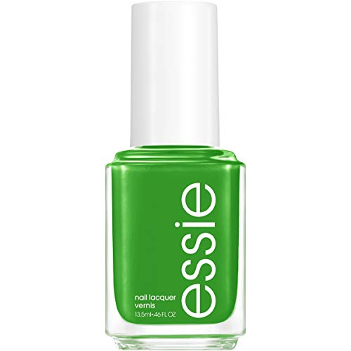 essie Nail Polish, Limited Edition Summer 2021 Collection, Lime Green Nail Color With A Cream Finish, Feelin' Just Lime, 0.46 Fl. Oz