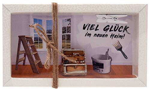 ZauberDeko Geldgeschenk Verpackung Umzug Einzug Renovieren Werkzeug Gutschein Geschenk Geburtstag