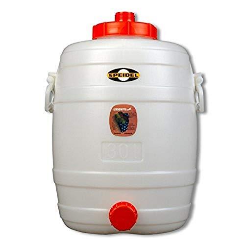 Speidel Plastic Fermenter-30L (7.9 gal)