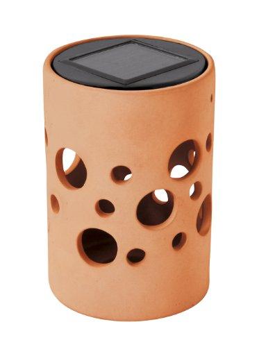 SOLARLINE, 401886, Lampada solare, vasi di ceramica