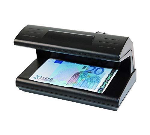 Safescan - Détecteur de faux billets avec lampe UV, pour contrôler les euros