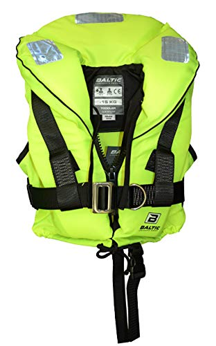 Baltic Ocean reddingsvest met Lifebelt 100N (model 1299) baby zeilen