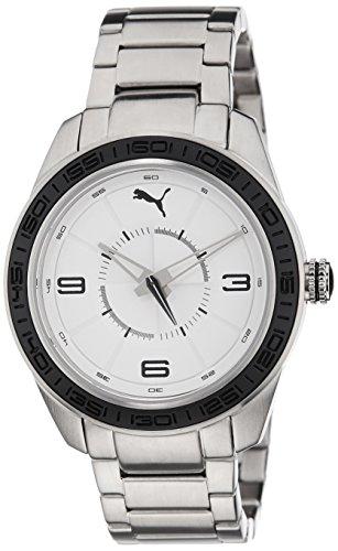 Puma Herren-Armbanduhr Analog Quarz PU102972001