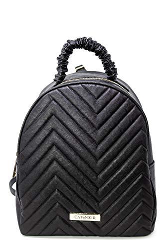 CafèNoir BGX174 borsa zaino donna nero