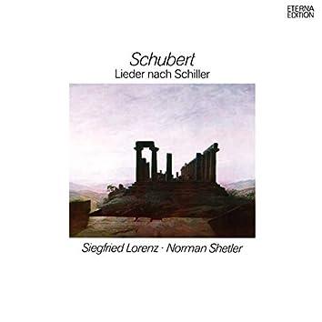 Schubert: Lieder nach Schiller