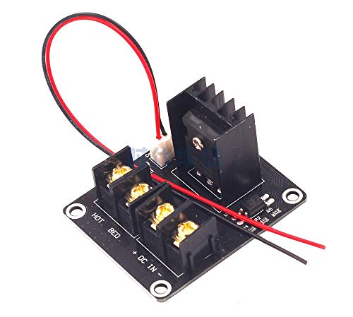 Mosfet Anet A8 Heat Bed Power Module Expansion Hot Bed MOS Tube for 3D Printer