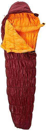 Deuter Unisex– Erwachsene Exosphere -6° SL Schlafsack, Maron-Mango, Einheitsgröße
